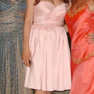 Calvin Klein Strapless party dress
